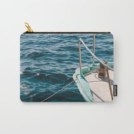 BOAT - WATER - SEA - PHOTOGRAPHY Carry-All Pouch