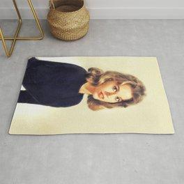 Jane Fonda, Actress Rug