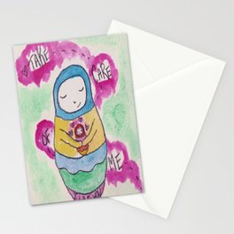 Take Care Of The One's You Love Stationery Cards