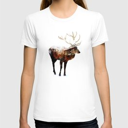 Arctic Deer T-shirt