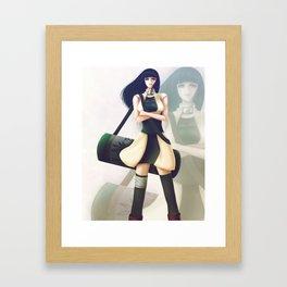 Himawari Sage Mode Framed Art Print