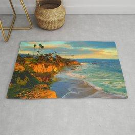 Laguna Beach California Rug