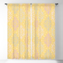 Luxury Vintage Pattern 9 Blackout Curtain