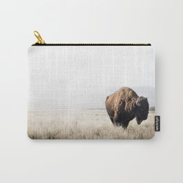 Bison stance Carry-All Pouch