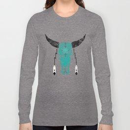 Southwest Skull Long Sleeve T-shirt