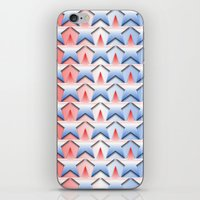 america iPhone & iPod Skins featuring America by Lyle Hatch