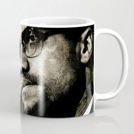 Malcom X Coffee Mug