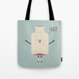 Hug Buddy Tote Bag