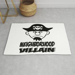 Neighborhood Villain Rug