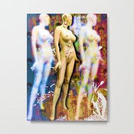 XX Metal Print