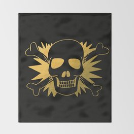 Skullz Throw Blanket