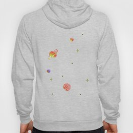 SATURN AND ASTEROIDS Hoody