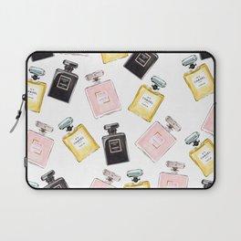 Classic Parfum Pattern Laptop Sleeve