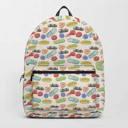 Pill Pile Backpack