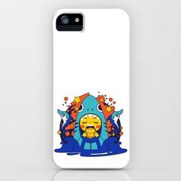 Overbite: Jawbreaker 3 iPhone Case