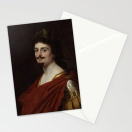 Gerard van Honthorst - Frederick V, King of Bohemia and Elector Palatine Stationery Cards
