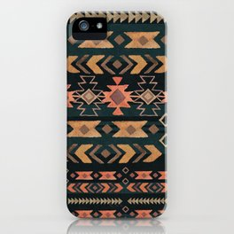 New Moon Boho Tribal iPhone Case