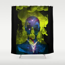 Kelly  Shower Curtain