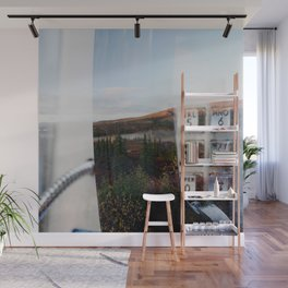 Nature is Calling Wall Mural