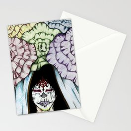 DAY OF TH FLOWER Stationery Cards