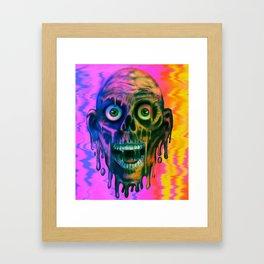 Tar Man Framed Art Print