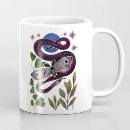 Moth & Snake Coffee Mug