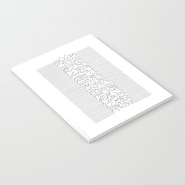 Furr Division White Notebook