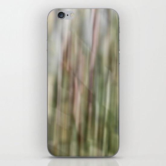 autumn blur iPhone & iPod Skin