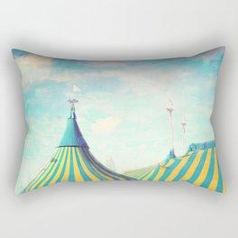 circus tent Rectangular Pillow