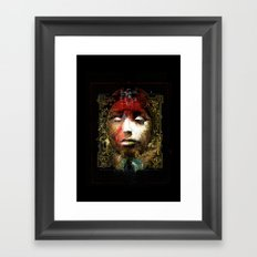 Metastasis Framed Art Print