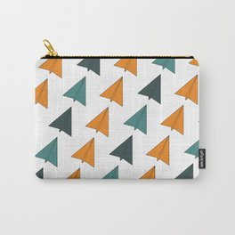 Origami Planes Carry-All Pouch