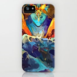 Super Tengen Toppa Gurren Lagann-ttgl iPhone Case