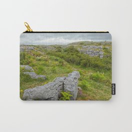 Cloudy Poulnabrone Landscape Carry-All Pouch