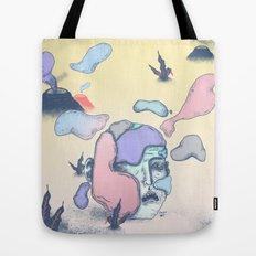 Nuevos atavíos Tote Bag