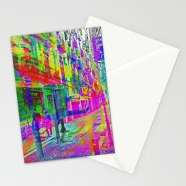 pertinent to motives that could influence movement Stationery Cards