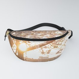 Flower photography by Alex Iby Fanny Pack