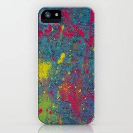 Fluorescent Dream iPhone Case