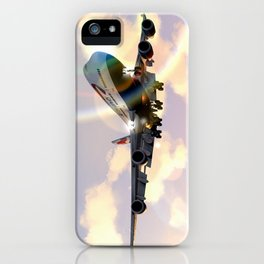 Boeing 747-400 iPhone Case