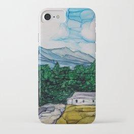 Bar-U Ranch iPhone Case