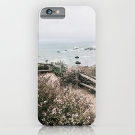 california coasts iPhone Case