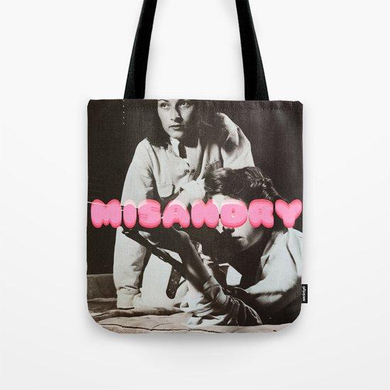 ♡ MISANDRY ♡ Tote Bag