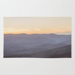 North Georgia Mountains Rug