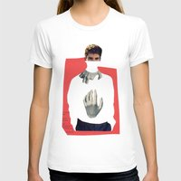 anxiety T-shirts featuring Anxiety by Poisson-papier