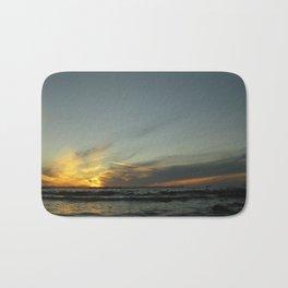 Moonta Bay sky, South Australia - 1 Bath Mat