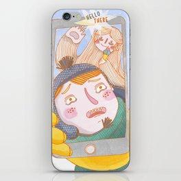 Ieti Selfie iPhone Skin