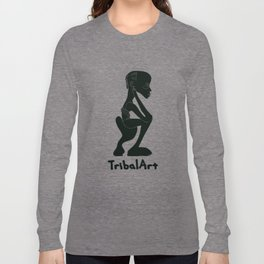 TribalArt Long Sleeve T-shirt