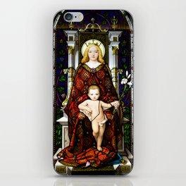 Virgin Mary iPhone Skin