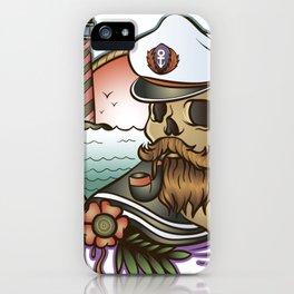 Skull Cap iPhone Case