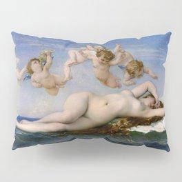 "Alexandre Cabanel ""The Birth of Venus"" (1863) Pillow Sham"