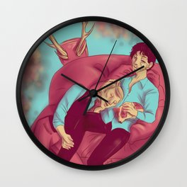 Hannigram - Pet Wall Clock